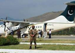 Flight Operation at Saidu Sharif airport resumes today after 17 years