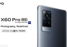vivo Announces the Launch of X60 Pro in Pakistan: Redefining Mobile Photography in Collaboration with Zeiss