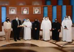 Sharjah Chamber, Embassy of Kosovo explore investment opportunities
