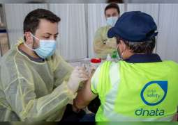 'The Future is Proud of Our Health' initiative in Dubai completes over 68,000 volunteer hours