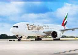 Emirates restart flights to Orlando, US