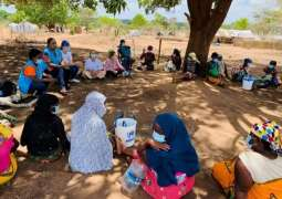 UN OCHA Says Over 5,000 People Fled Violence in Mozambique's Palma