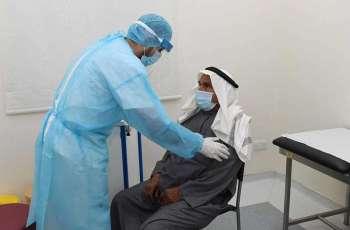 مركز لقاحات كورونا بمستشفى الأمير سلطان للقوات المسلحة بالمدينة المنورة يقدم خدماته للمستفيدين