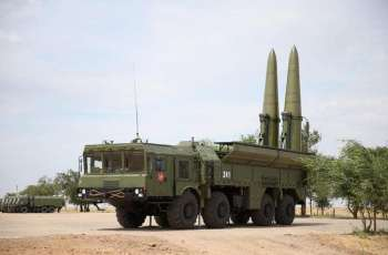 Kremlin Is Glad That Yerevan Set Record Straight on Iskander Missiles