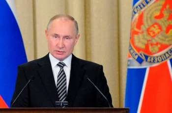 Russian COVID-19 Vaccines Effective Against Coronavirus Strains - Putin