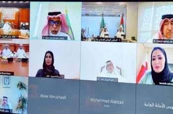 أمين مجلس الشورى يرأس وفد المجلس في الاجتماع الثالث للجنة البرلمانية الخليجية – الأوربية