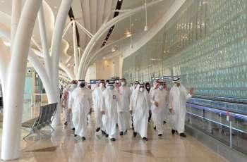 وفد الشورى يزور مطار الملك عبدالعزيز الدولي بجدة