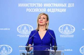 Zakharova on UN Report on Navalny: We Have Common Striving for Truth in This Case