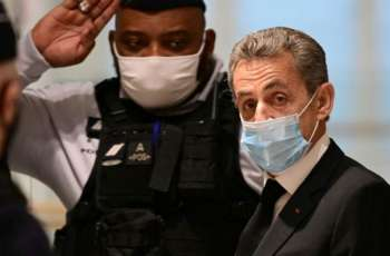 Sarkozy to Challenge Prison Sentence on Corruption Charges - Lawyer