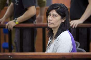 Israeli Court Sentences Palestinian Lawmaker Khalida Jarrar to 2 Years in Jail