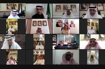 وكيل إمارة مكة المكرمة يرأس اجتماع محافظي المنطقة