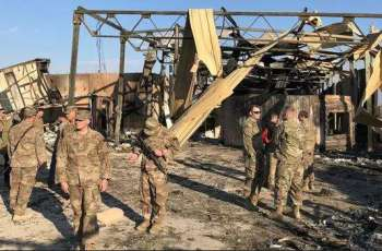 US Military Confirms Rocket Attack on Ain Al Asad Airbase in Iraq