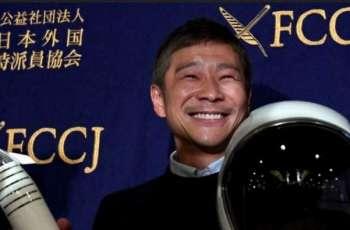 Japanese Billionaire Seeks 8 Crew Members for 2023 Private SpaceX Lunar Trip
