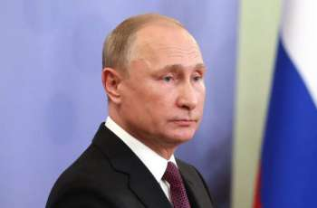 Russian President Putin Says Number of IT Crimes Increased Tenfold in Past Six Years