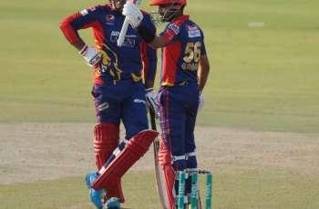 Karachi Kings won by six wickets against Peshawar Zalmi