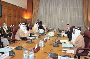 نيابة عن سمو وزير الخارجية، سفير المملكة لدى مصر يشارك في اجتماع اللجنة العربية الرباعية للتصدي لممارسات إيران الإرهابية