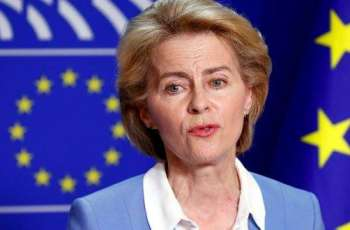 EU's Von Der Leyen Says Coronavirus Pandemic Cost European Youth One Year