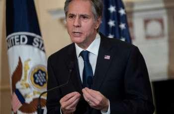 US Not to Promote Democracy Through Military Interventions, Regime Change - Blinken
