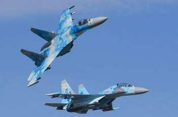 Russia's Su-27 Escorts 2 US Bombers Over Baltic Sea - Defense Ministry