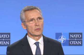 NATO Sees Rise of China as Global Challenge' Stoltenberg