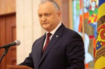 Dodon Says Snap Parliamentary Election Will Not Get Moldova Out of Political Crisis