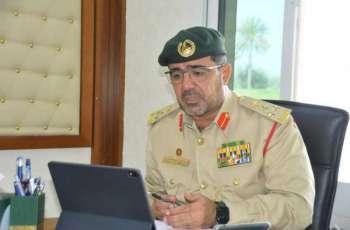 اكاديمية شرطة دبي تبحث التعاون العلمي مع جامعة الإمارات للطيران