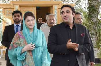 "Maryam Nawaz calls Imran Khan ""Trump of Pakistan"",  Bilawal says he is ""grumpy old man"""
