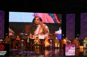 Arts Council of Pakistan Karachi celebrates International Women's Day, pays tribute to women in two-day Second Women's Conference