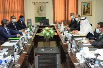 أمين منظمة التعاون الإسلامي يبحث آفاق التعاون الوثيق مع وزير الدولة للشؤون الخارجية البنغلاديشي