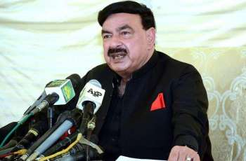 Sheikh Rasheed warns of terrorism threat