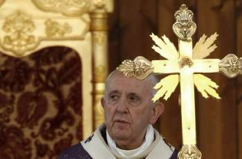 Pope Francis Reveals Lebanon as Next Destination - Reports