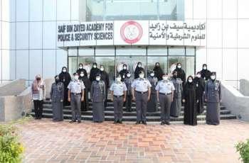 شرطة أبوظبي: تمكين المرأة في العمل الشرطي تجسيد لرؤية القيادة الرشيدة