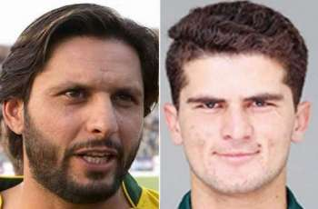 Shaheen thanks Shahid Afridi for good wishes