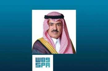 العجلان: العلاقات السعودية الماليزية عمق حضاري ومستقبل استثماري