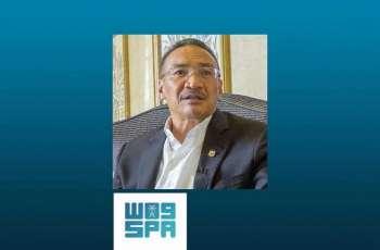وزير الخارجية الماليزي: نتطلع إلى تأسيس مجلس تنسيق سعودي ماليزي لتحقيق مستوى أعلى من التفاهم