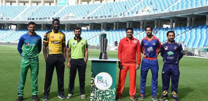 UAE is the last option to hold remaining PSL 6 matches this year: ..