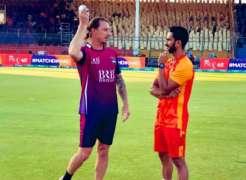 Hasan Ali admires Dale Steyn