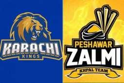 PSL 6 Match 13 Karachi Kings Vs. Peshawar Zalmi 3 March 2021: Watch LIVE on TV