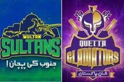 PSL 6 Match 14 Quetta Gladiators Vs. Multan Sultans 3 March 2021: Watch LIVE on TV