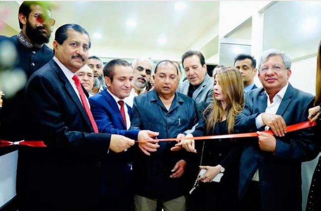 """Pak-Turkish Mutual Real Estate Office """"MUB Real State"""" Inaugurated in Karachi, Showbiz Stars, and Business Community Participate"""