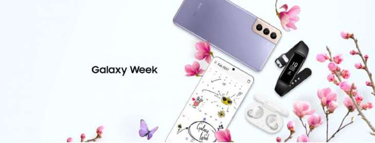 "Samsung's ""Galaxy Week"" offers amazing bundles on their online shop"