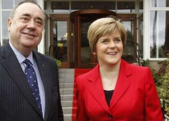 Scottish First Minister Rejects Claim of Mishandling Salmond Sexual Harassment Allegations