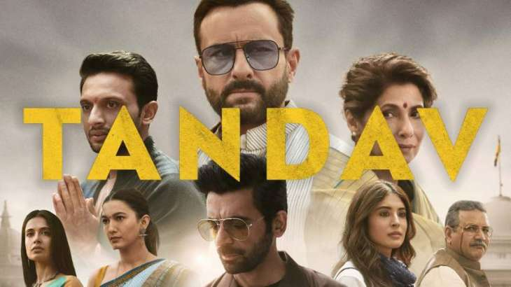 Amazon Prime apologizes from Hindus over Tandav controversy