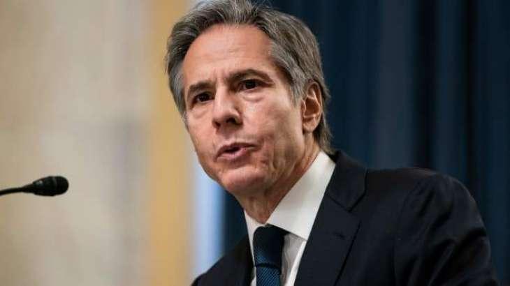 US Will Not Promote Democracy Through Military Interventions, Regime Change - Blnken