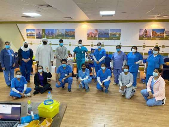 Dubai Tourism launches vaccination campaign for employees of 20 hotels at Palm Jumeirah