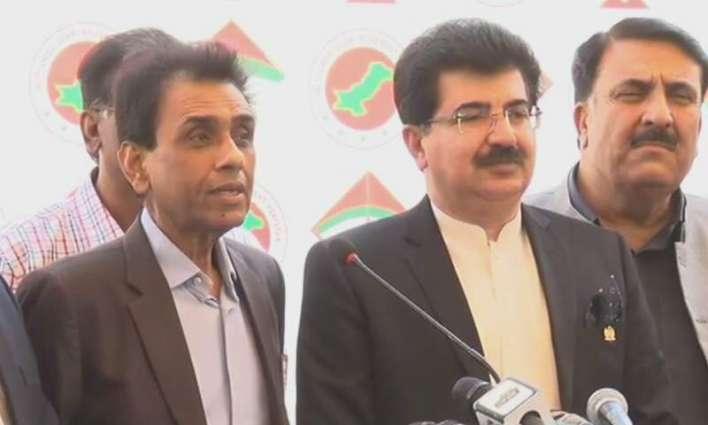 MQM demands Deputy Chairman Senate seat for Farogh Nasim: Sources