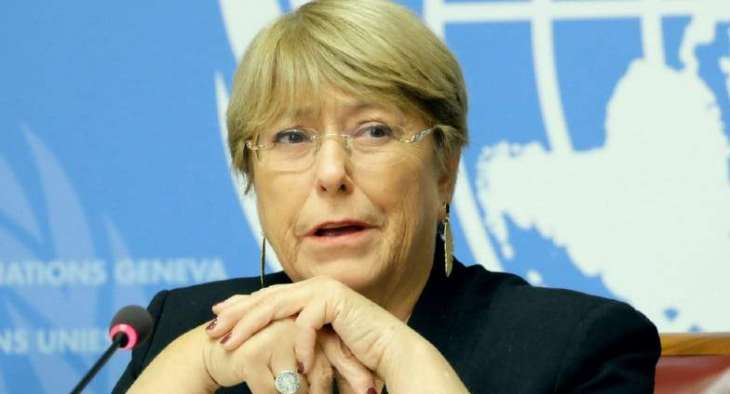 UN Rights Chief Urges Myanmar Police to Allow Protesters Trapped in Yangon to Leave Safely