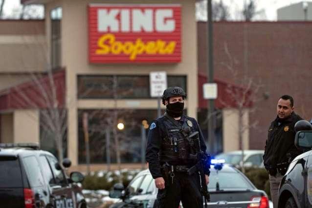 Gunman kills 10 people in Boulder, Colorado