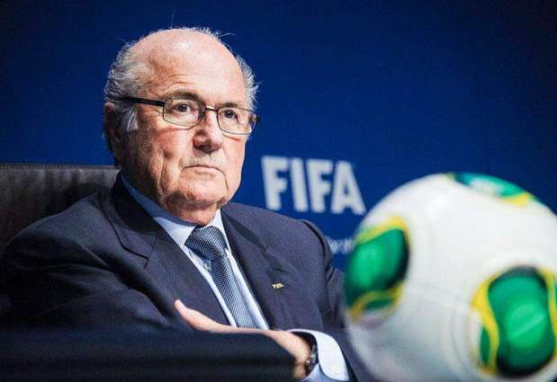 Ex-FIFA Officials Blatter, Valcke Suspended For Over 6 Years Over Ethics Code Violations