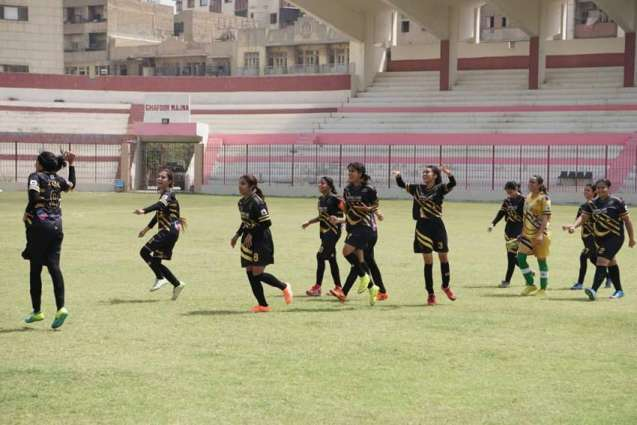 FC Karachi grabs maiden victory by defeating Young Riser Stars